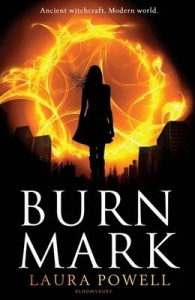Harry potter spells book tag burn mark