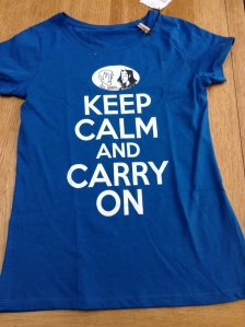 Carry On, Simon t-shirt