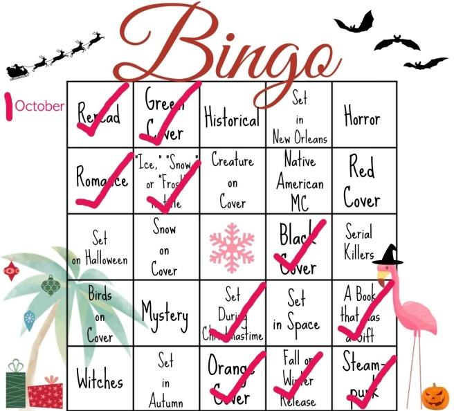 Bookish Bingo