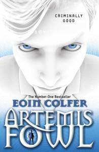 artemis fowl new