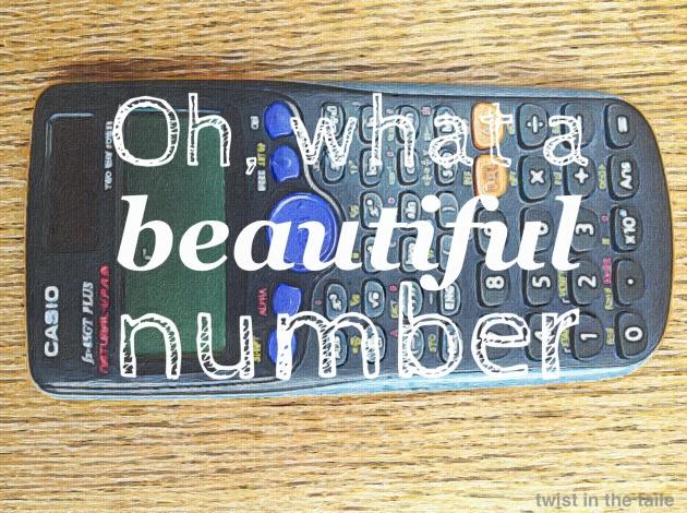 Beautiful number