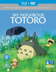totoro cover