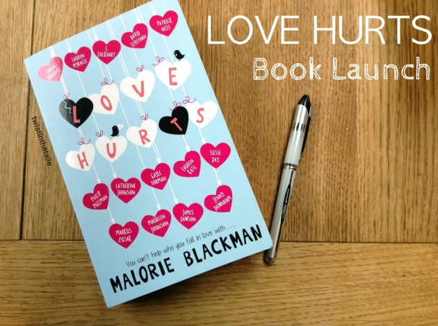 love hurts book launch malorie blackman