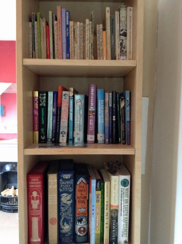 Bookshelving (3/6)