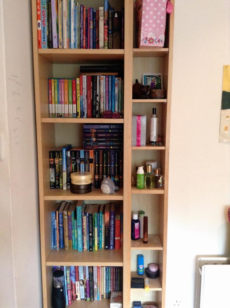 Bookshelving (2/6)