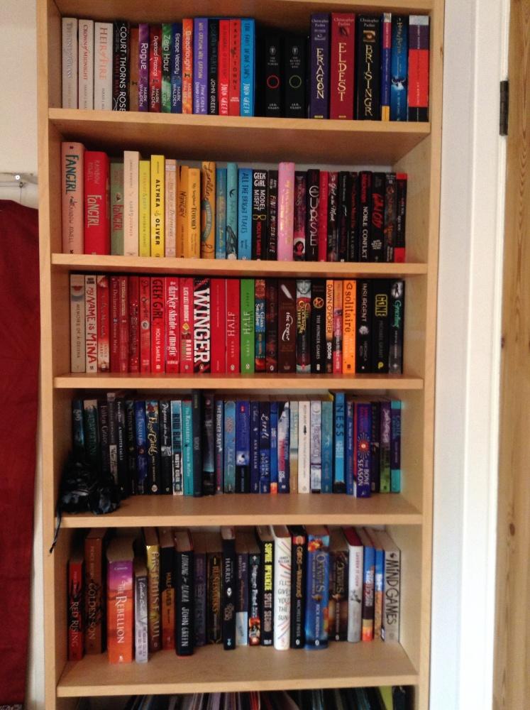 Bookshelving (4/6)