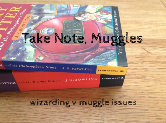 take note muggles british wizarding issues