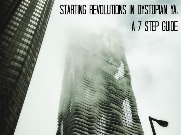 revolutions dystopia ya