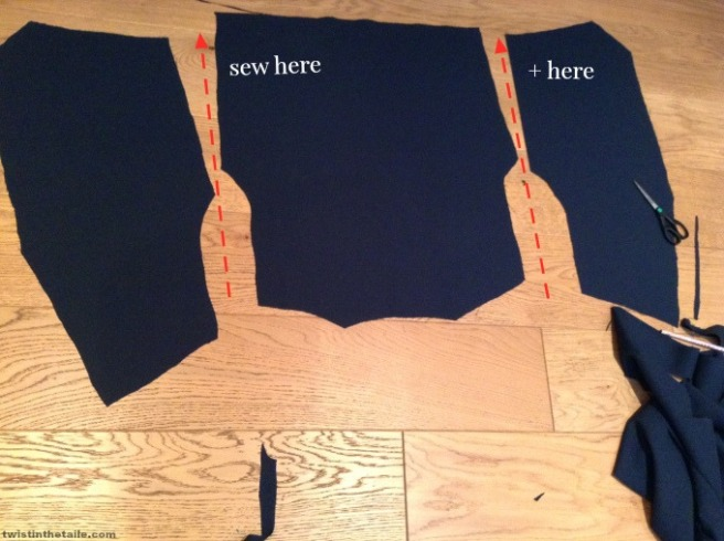 waistcoat panels guide