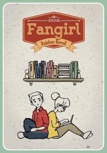 fangirl alternate cover
