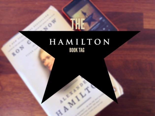 hamilton book tag