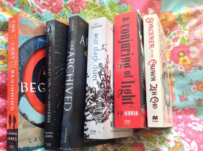 yalc 2017 books